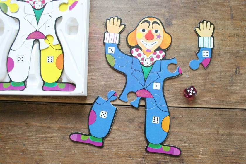 Spielzeug-Schätze vom Flohmarkt