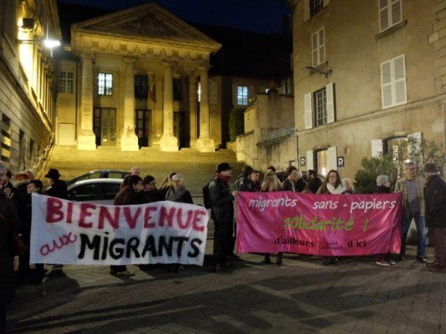 Ensemble, résistons à bras ouverts – États Généraux des Migrations 86