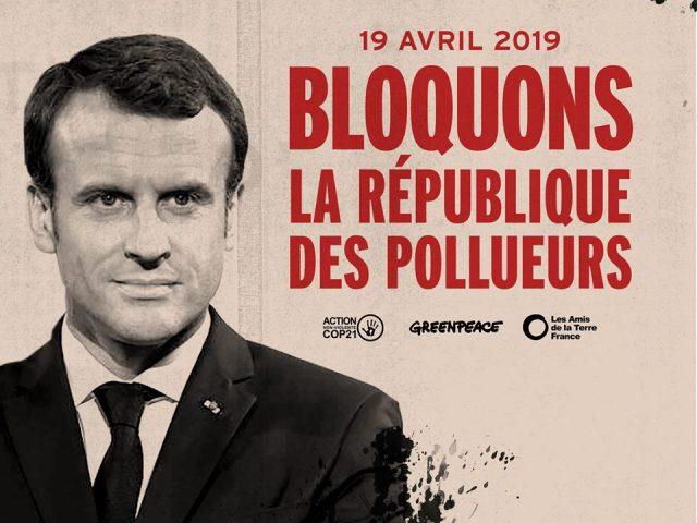 Action non violente à Paris. Poitiers recrute !