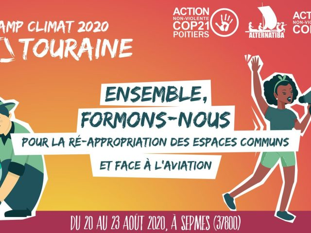 Camp climat Touraine : il reste des places !