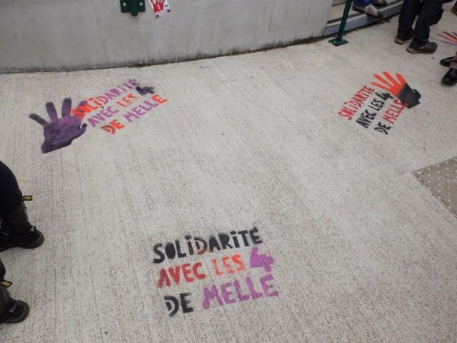 Halte à l'acharnement antisyndical à Melle (79) ! Courrier au ministre