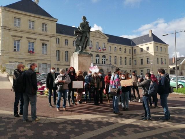 Rassemblement à Loudun et Châtellerault : protocole sanitaire et Éducation nationale