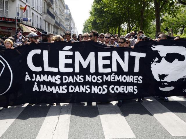 Deux skins-heads déclarés coupables de la mort du jeune anti-fasciste Clément Méric