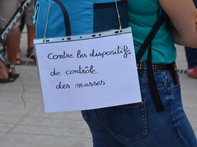 [Vidéo-Photos] Manifestation à Poitiers du 31 juillet