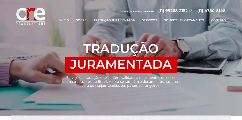 site-institucional-onetranslations-wordpress