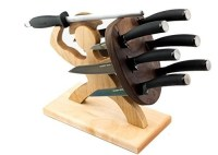 Accesorio de Cocina: Soporte para Cuchillos de Espartano