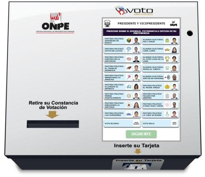 onpe simulador de voto electronico elecciones peru