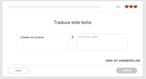 duolingo el mejor curso gratis de idiomas online - evaluaciones