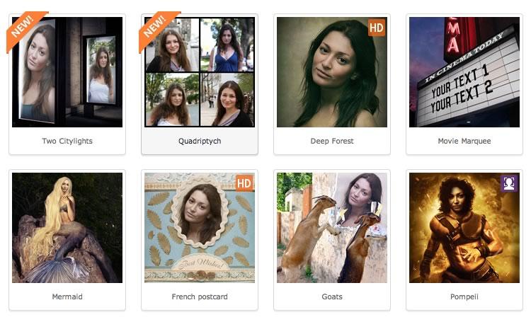 fotomontajes photofunia Crea fotomontajes divertidos en Photofunia desde tu computadora o celular