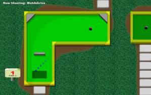 Juegos online, Mini Golf