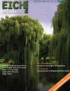 Revista online Eichnews 3ra edicion disponible