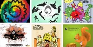 Vectores de illustrator gratis en la Vectoreria
