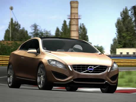 Juegos de carros, Volvo S60 Concept