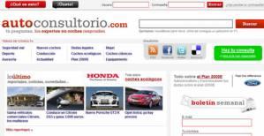 Noticias de carros y mucho más en autoconsultorio.com