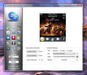 Software blackberry, Blackberry Master Control