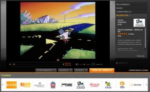 Cartoon network online y otros canales de TV en TerraTV