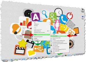 Como crear accesos directos de cualquier aplicación, carpeta o archivo en Windows