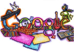 Doodle 4 Google 2010 unidos por el bicentenario
