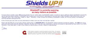 SheldsUp! evalua la seguridad de tu computadora desde la web