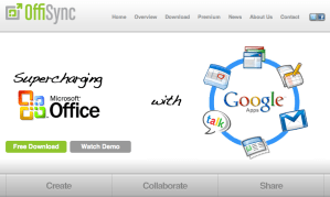 Une Google Docs con Microsoft Office gracias a OffiSync