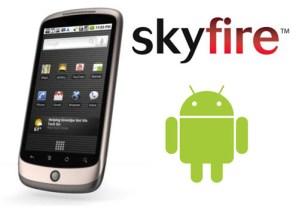 Skyfire 2.0 para Android añade soporte para Flash