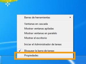 Como hacer tu barra de tareas de Windows 7 más pequeña