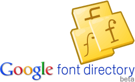 Google libera un directorio de fuentes de texto