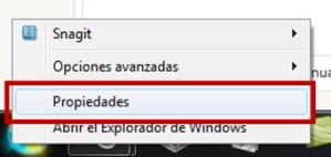 Como agregar una carpeta al Menú de Inicio en Windows 7
