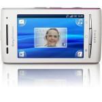 Sony Ericsson Xperia X8 - Xperia_X8_Pink_CA01