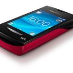 Sony Ericsson Yendo - Yendo_Red_DesignAngle
