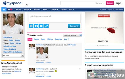 Myspace perfil
