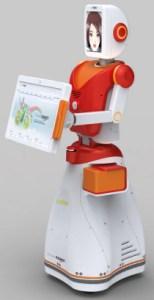 Mesera robot Furo