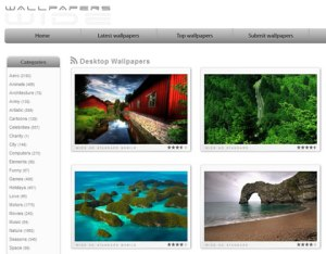 Fondos de pantalla, WallpapersWide