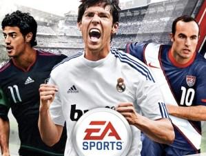 Portada de FIFA 11 develada!