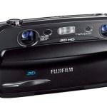 Fujifilm 3D W3, Cámara que graba video 3D HD - fujifilm-w3-3d-1