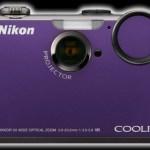 Nikon Coolpix S1100pj con Proyector integrado - nikon-S1100pj-morado