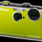 Nikon Coolpix S1100pj con Proyector integrado - nikon-S1100pj-verde