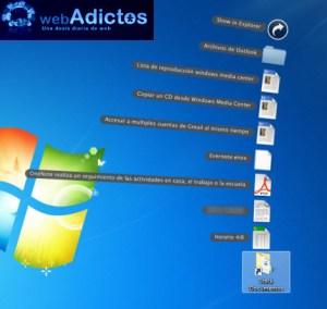 Crear stacks en Windows sin necesidad de un dock
