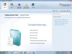 Windows Home Server tendrá soporte para Mac OS X