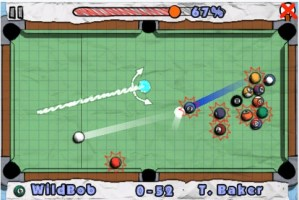 Juegos iPod gratis, Doodle Pool