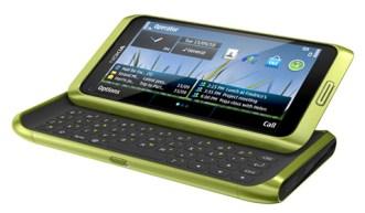 Nokia E7, Nokia C6 y Nokia C7 - Nokia-E7-4