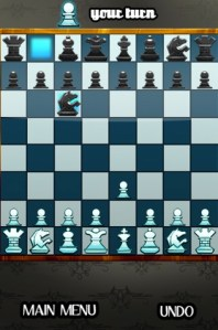 Juego para iPod/iPhone, Chess Knight