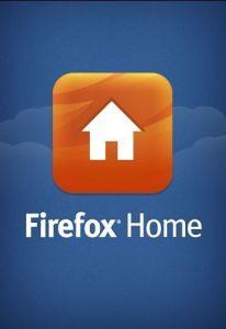 Firefox Home para BlackBerry y Symbian