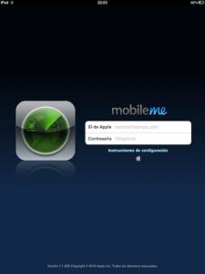 Cómo activar «Busca mi iPhone» en iOS 4.2