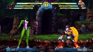 Zero y She Hulk los nuevos personajes para Marvel Vs Capcom 3