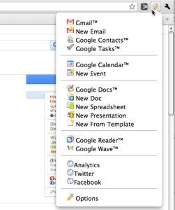 Accede a tus servicios de Google de manera sencilla en Chrome