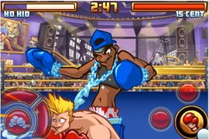 Juego para iPhone/iPod, Super KO Boxing 2