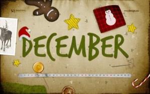 Fondos Diciembre y Navidad 2010