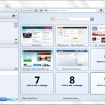 Opera 11 disponible para descargar - opera11-windows-mail-panel