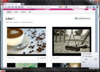 Opera 11 disponible para descargar - opera11-windows-zoom